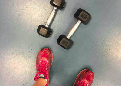 Dawn Large - Life Coaching - Weights